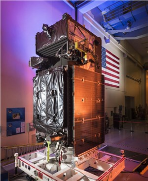 SBIRS Missile Warning Satellite Ships to Cape Canaveral
