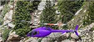 Signature S.R.L. Signs for Bell 505 Jet Ranger X