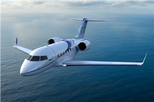 1st Challenger 650 Aircraft Operating from Germany Delivered