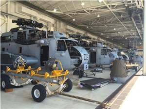 Three-year Effort Will Repair All 147 Aging CH-53E Helicopters