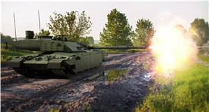 Rheinmetall submits upgrade offer for British Challenger 2 Main Battle Tank fleet