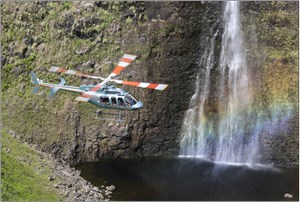 Paradise Helicopters Signs Fleet for Bell CAPs