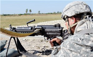 Individual and Crew Served Weapons for Afghanistan
