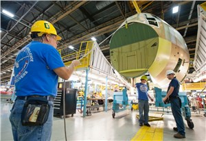 Production Milestones for1st LM-100J Commercial Freighter