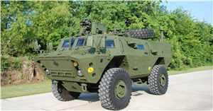 Textron Systems Delivers First TAPV to the Canadian Army