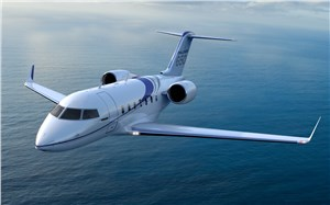 Bombardier Announces First Challenger 650 Aircraft Registered