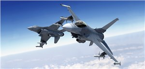 LM Expands F-16 Repair Center Support