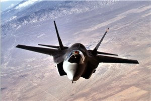 250th EW Suite for F-35 Lightning II