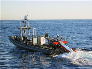 1st AQS-24B Mine Hunting Sonar Upgrade Kits Delivered