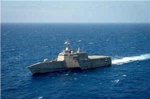 USS Coronado Enters 7th Fleet