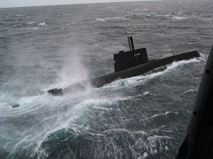 Kongsberg to Upgrade the ULA-class Submarines