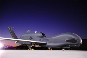 Optical Bar Camera on RQ-4 Global Hawk