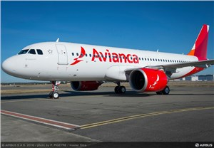GECAS Delivers A320neo to Avianca Brasil
