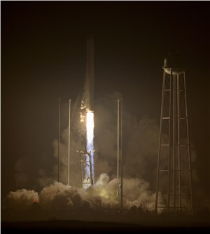 Cargo Launched to International Space Station