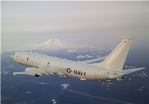 Whidbey Island P-8A Training Center Opens