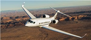 200th Gulfstream G650 Delivered