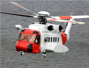 10-Year Anniversary of S-92 Helicopter in China