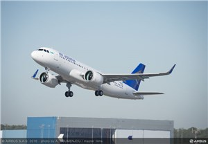 Air Astana Takes Delivery of its 1st A320neo