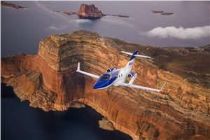 HondaJet to Debut in the Middle East