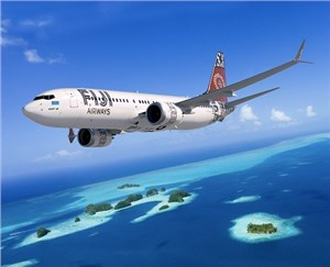 Fiji Airways' Intent to Purchase 737 MAX 8s