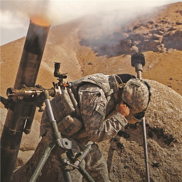 US Army Contract for Mortar Weapon Systems