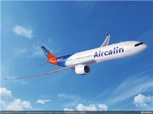 Aircalin orders 2 A330neo and 2 A320neo