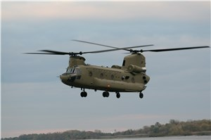 FMS request for CH-47F Chinook Cargo Helicopters