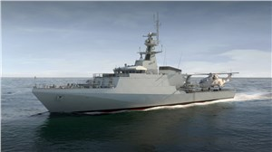 GBP287 M for 2 More Royal Navy Ships