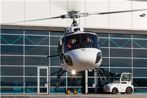 CMIG Leasing Takes Delivery of China's 100th Ecureuil Family Helicopter