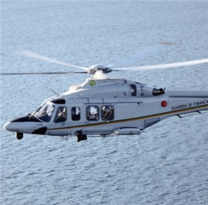6 additional AW139 helicopters to the Italian CBP Service