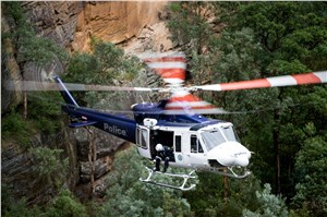 New South Wales Police Force signs for 2nd Bell 412EPI