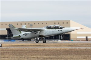First Production Conforming Scorpion Jet Completes Successful First Flight