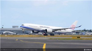 Airbus signs MoU with Taiwan's China Airlines