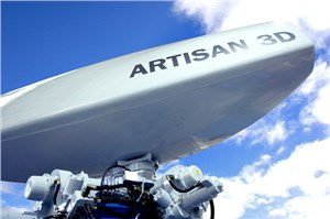 Artisan 3d Radar System Passes Sea-Based Acceptance Trials