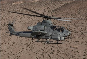 CPI Awarded Contract for Components on AH-1Z Viper Attack Helicopter