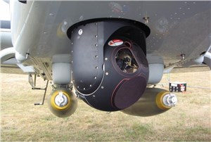 Air Tractor Aircraft with Weapons and Related Support for Kenya