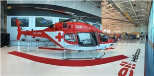 Bell Helicopter Prague Delivers 1st Fully Customized Aircraft