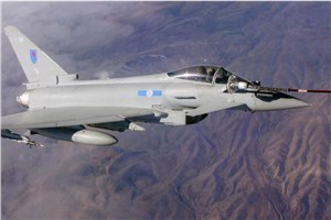RAF playing major role in world's premier air combat exercise