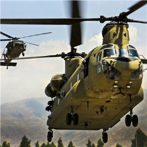Military and Government Helicopter Market USD 72.1 bn in next 5 years