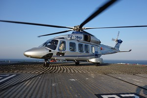 Bel Air AW189 exceed 6000 flight hours in North Sea operations