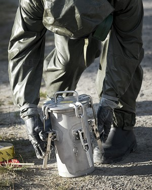 Saab to Deliver CBRN Equipment to INTERPOL