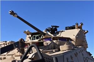Bushmaster Cannons and Medium-Caliber Ammunition Orders