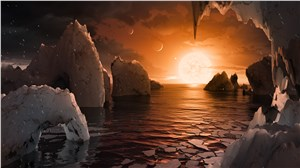 Largest Batch of Earth-Size, Habitable-Zone Planets Around Single Star Ewvealed