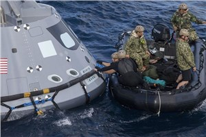 Guardsmen to Test Space Capsule Recovery Systems