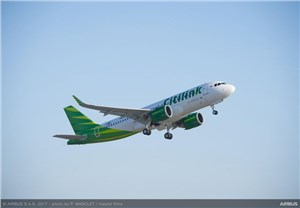 Citilink 1st Indonesian Airline to operate A320neo