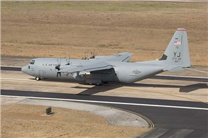 1st C-130J Super Hercules is Heading Yokota's Way