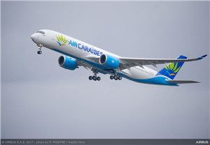 Air Caraibes takes delivery of its 1st A350-900