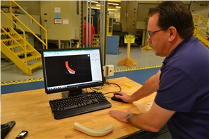 1st 3D-printed aircraft component takes to skies at FRCSE