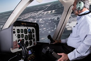 Frasca Sells Helicopter Simulator for RCAF Pilot Training