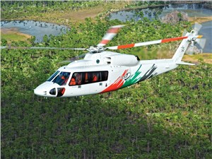 Milestone Aviation Provides 7 Helicopters to Thai Aviation Services